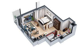 pow. 42,35 m2